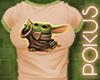 Baby Yoda Force Tee