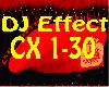 Effect CX 1-30♫