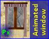 Px Animated window