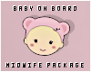 [BOB] Midwife Package