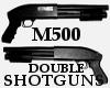 Shotgun Dual M500