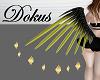 Yellow Dark Wings