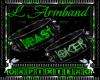 Beast Joker armbands