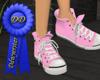 lt pink converse sneaks