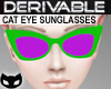 [SIN] Der CatEye Shades