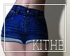 ▲ Jeans Dark Shorts