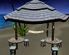 Boho Beach Tiki Hut