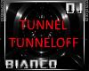 TUNNEL BRUTAL DJ LIGHT
