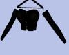 [B] Black Summer Sweater
