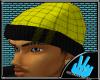 [LF] Plaidii Hat- Yellow