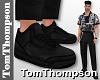 ♕ Luke Black Sneakers