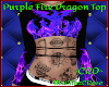 *CRD* Purple Fire Dragon