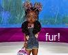 Kids LOL Doll Fur add on