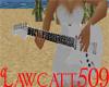 White Guitar { F}