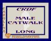 (CR) Male Catwalk-Long