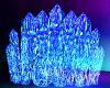 Z Blue Crystal Throne