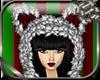 Christmas Fox Hood