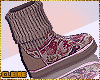 ![CLR] Boots Flowers!