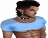 Lifted Muscle Top Blue-M