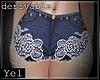 [Yel] Rose short RLL drv