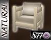 Natural Cream Chair