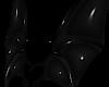Devil Wings PVC Black