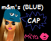 [Mi]m&m's CAP(blue)