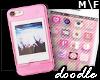 iPhoneSE 🌺 Retro Pink