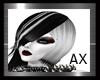 *AX*Rie Black White