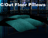 C/Out Floor Pillows