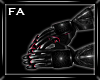 (FA)Armor Gloves Red