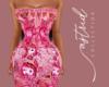 A I Anthophile Dress