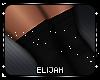 E M Socks Black