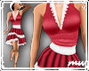 !Retro Red Frock