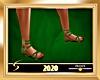 Rania Leather Sandals 6