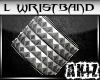 ]Akiz[ L. Rock WristBand