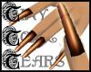 TTT Shine Nails ~ Copper