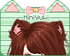 -M- Panther Ears Brown