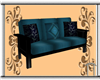 Tealicious couch