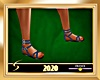 Rania Leather Sandals 5