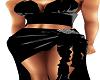 Onyx Salsa Dress