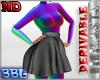 BBR BBL HD Cute Skirt