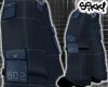 602 Cargos - Denim 2Tone