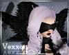 + Raven  Wing Collar +