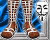 Roman Sandals v1 White