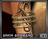 ICO Ankh Armband L