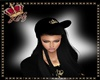 llKNZ*Queen cap black