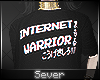 S| .Internet Warrior F.