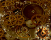 Steampunk Cog Backdrop