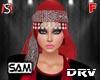 Arbic Hijab Red F Drv